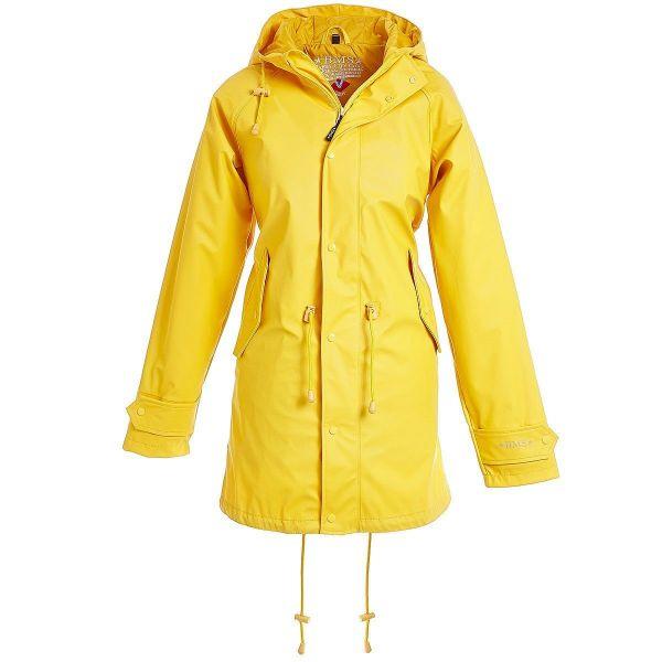 HafenCity® Coat SoftSkin® - gelb