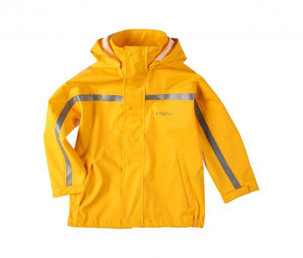 Regenjacke - 100% wasserdicht - gelb -